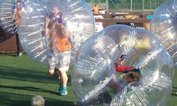Bubble Football Carrick on Shannon
