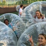 Dublin Bubble Football Package