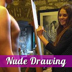 Nude Life Drawing