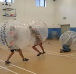 Dublin Bubble Football Stag