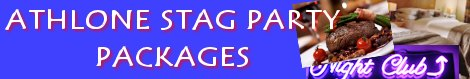 Stag Party Packages Athlone
