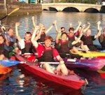 Dublin City Kayaking Stag