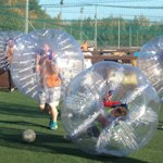 Limerick Stag Bubble Football