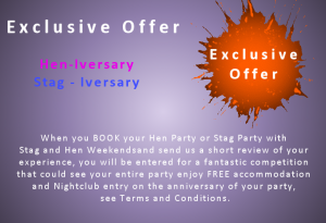 Stag Party Review