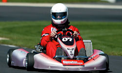Athlone Go Karting Package
