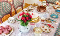Limerick Vintage Tea Party Package