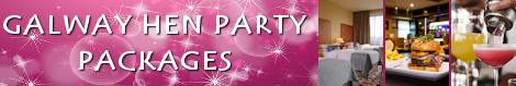 Galway Hen Party Packages